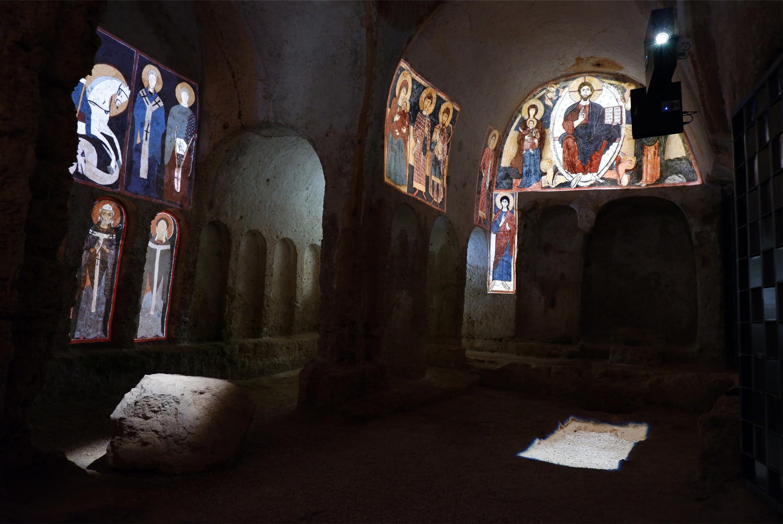 restauro virtuale Lama d'Antico